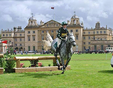 XC Baselayer at Badminton Horse Trials