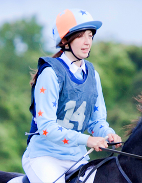 CustomXC riding wear perfect for hunter trials in all weather