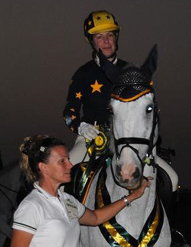 Black and yellow CXC colours win best turned out in Dubai