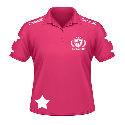 CustomXC RC Cross Country Polo