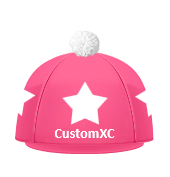 CustomXC RC Cross Country Hat Cover