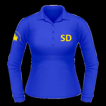 SDRC Classic LS Polo