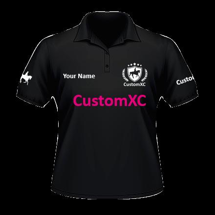 CustomXC RC Team Polo
