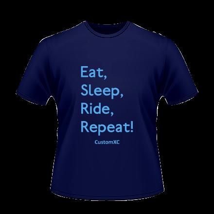 Eat Sleep Ride Repeat