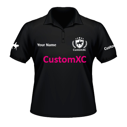 CustomXC RC Team Polo