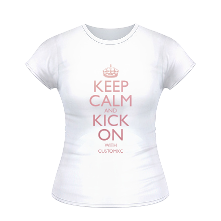 Keep Calm and Kick On