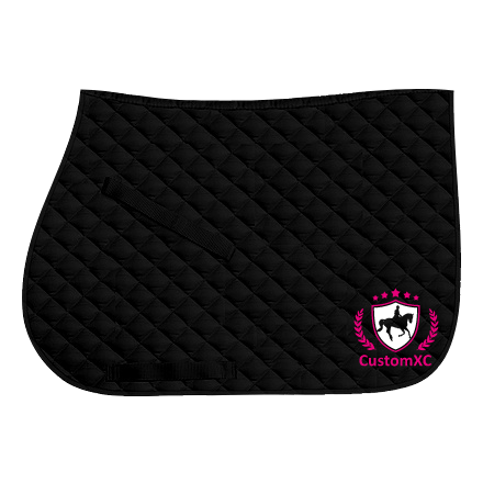 CustomXC RC Team Saddle Cloth