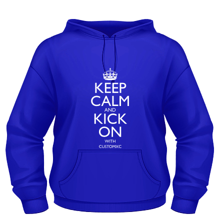 Keep Calm and Kick On